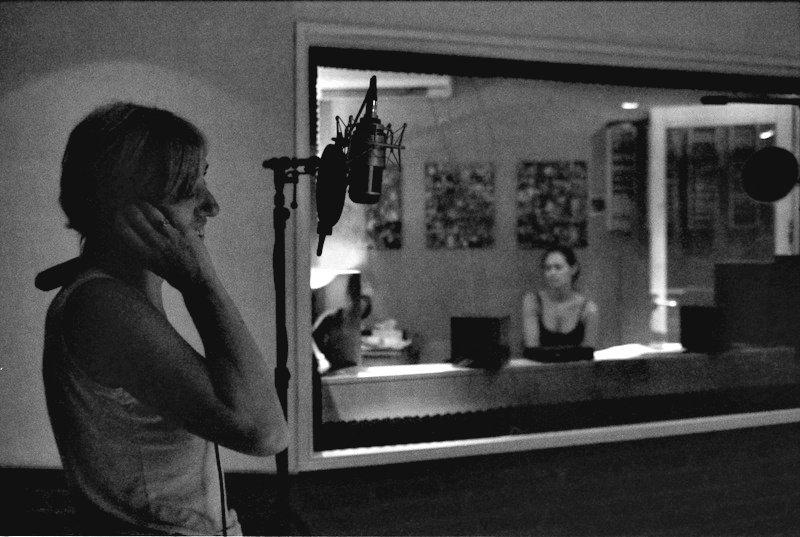 Bea - analoge fotografie - studio