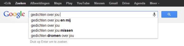Google poezie - 3