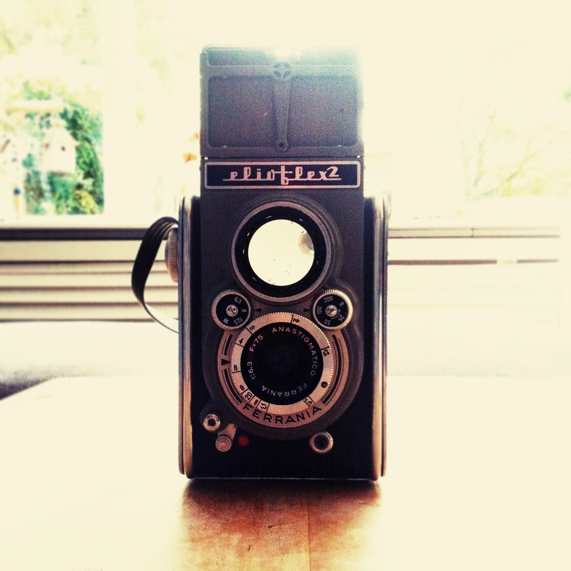Op zoek naar… analoge fotografie