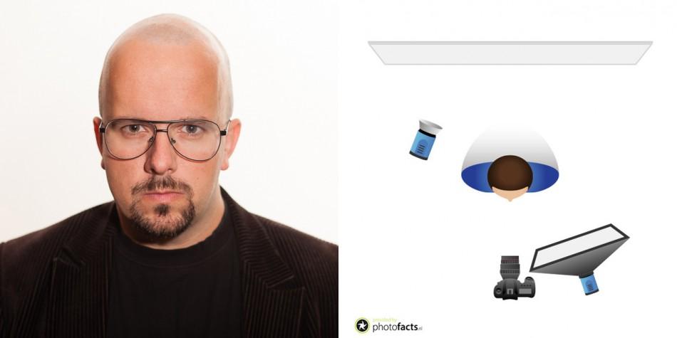 Lichtopstelling portret Breaking Bad photoshop tutorial-01