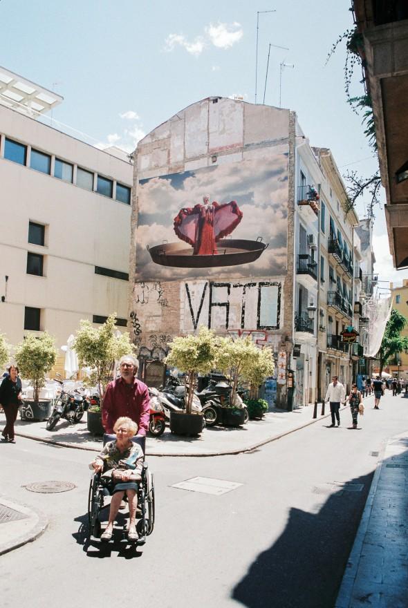 Stedentrip València - Streetart - FujiSuperia200