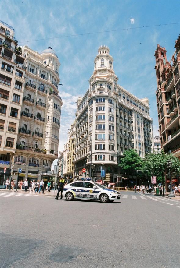 Stedentrip València op 35 mm - FujiSuperia200