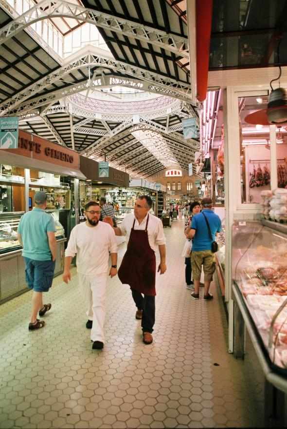 Mercado Central - Valencia
