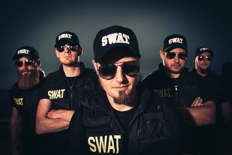 Bandshoot met The SWAT
